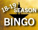 1819 Season Bingo