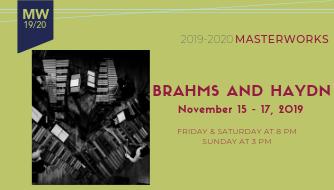 Brahms and Haydn