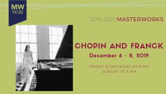 Chopin and Franck
