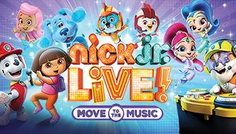 Nick Jr. Live