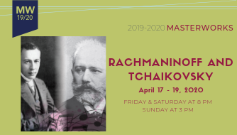 Rachmaninoff and Tchaikovsky